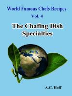 World Famous Chefs Recipes Vol. 4