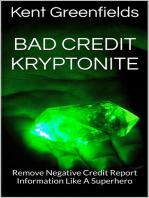 Bad Credit Kryptonite