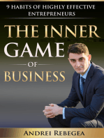 The Inner Game of Business 9 Habits of Highly Effective Entrepreneurs