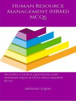 Human Resource Management (HRMS) MCQs