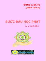 Bước đầu học Phật.