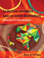 La doctrine chrétienne dans un monde multiculturel