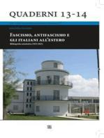 Fascismo, antifascismo e gli italiani all'estero