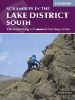 Scrambles in the Lake District - South