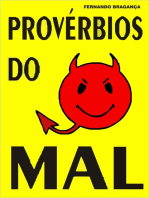 Provérbios do mal
