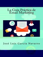 La Guía Práctica de Email Marketing