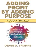 Adding Profit by Adding Purpose