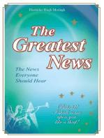 The Greatest News