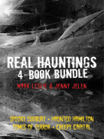 Real Hauntings 4-Book Bundle