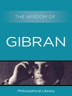 The Wisdom of Gibran