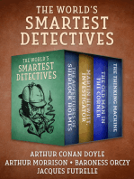 The World's Smartest Detectives
