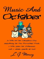 Music And October
