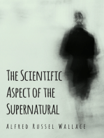 The Scientific Aspect of the Supernatural