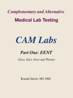 Complementary and Alternative Medical Lab Testing Part 1