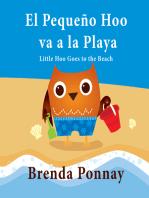 Little Hoo goes to the Beach / El Pequeño Hoo va a la Playa