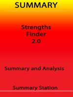 Strengths Finder 2.0 | Summary
