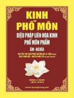 Kinh Phổ môn.