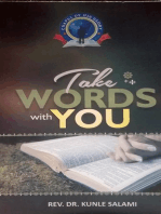 TAKE WORDS WITH YOU