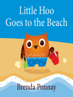 Little Hoo Goes to the Beach