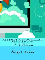Aprende a Programar ASP .NET y C# - Segunda Edición