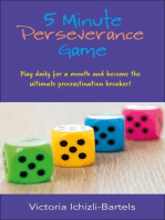 5 Minute Perseverance Game
