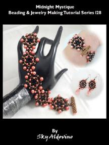 Midnight Mystique Beading & Jewelry Making Tutorial Series I28