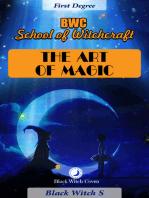 The Art of Magic. First Degree