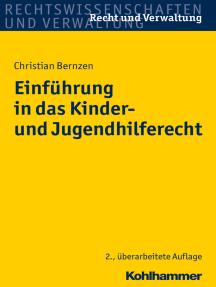Einführung in das Kinder- und Jugendhilferecht