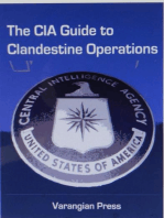 CIA Guide to Clandestine Operations