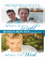Mile High Romance Box Set Books 1 & 2