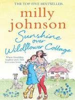 Sunshine Over Wildflower Cottage