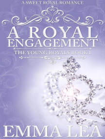 A Royal Engagement: The Young Royals, #1