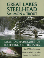 Great Lakes Steelhead, Salmon & Trout