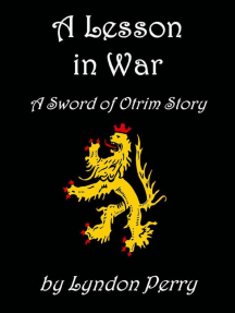 A Lesson in War: Sword of Otrim
