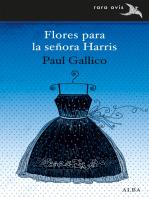 Flores para la señora Harris