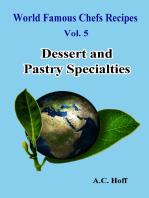 World Famous Chefs Recipes Vol. 5