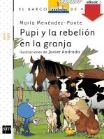 Pupi y la rebelión en granja (eBook-ePub)
