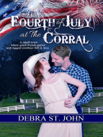 Fourth of July at The Corral