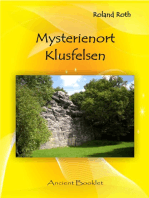 Mysterienort Klusfelsen