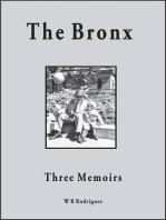 The Bronx Three Memoirs