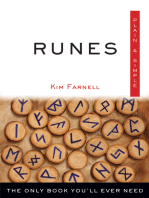 Runes, Plain & Simple: The Only Book You'll Ever Need