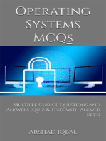Operating Systems MCQs
