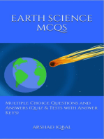 Earth Science MCQs