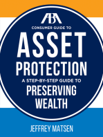 The ABA Consumer Guide to Asset Protection