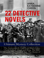 22 DETECTIVE NOVELS - Ultimate Mystery Collection