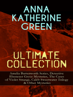 ANNA KATHERINE GREEN Ultimate Collection