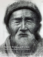The Lost Writings of Wu Hsin