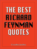The Best Richard Feynman Quotes