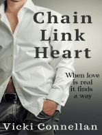 Chain Link Heart