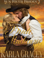 Mail Order Bride - A Bride for Mackenzie